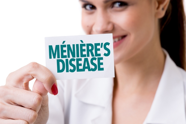 Meniere's Syndrome - Endolymphatic Hydrops
