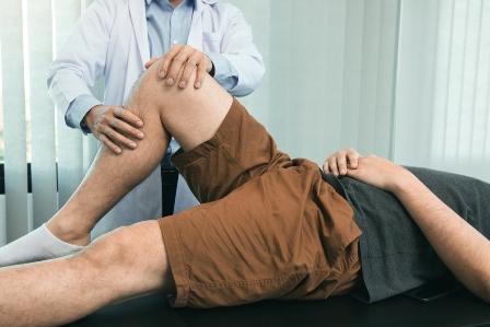 Thigh Limitation Of Flexion