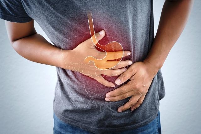 Stomach, stenosis of
